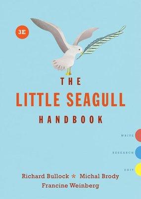 The Little Seagull Handbook, 3rd edition