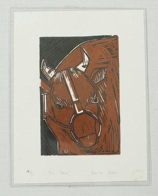The Cow by Bora Kim