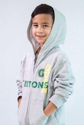 Guam Tritons Youth Zip Hoodie