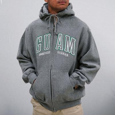 MV Sport - Guam Pro Weave Full Zip Hoodie
