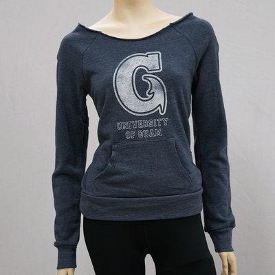 Under Armour - Big 'G' Maniac Off-Shoulder Sweatshirt